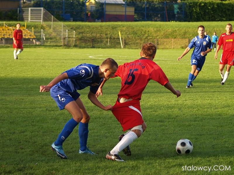 Piłka nożna w Poniatowej