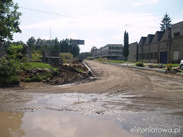Ulica Przemysłowa