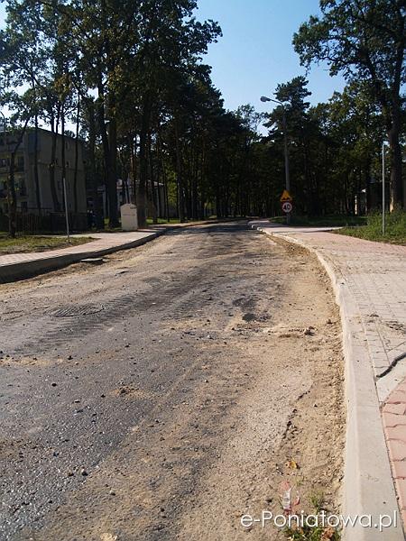 Przebudowa ulicy 11 listopada