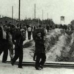 Zagłada Żydów w Obozie Pracy w Poniatowej