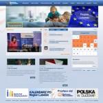 Zrzut ekranu ze strony internetowej lubelskiej PO (fot. lubelski.platforma.org)