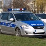 Policja w Poniatowej
