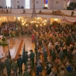 Noworoczny koncert kolęd w Poniatowej