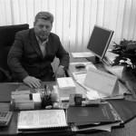 Dyrektor poniatowskiego Gimnazjum Andrzej Żukowski