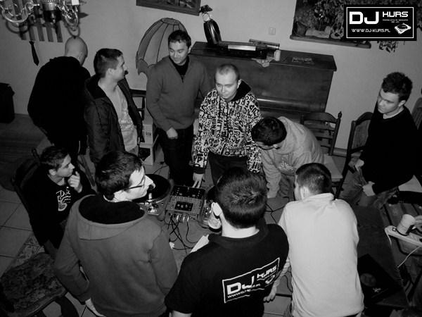 Zimowy Obóz Dee Jay 2011 w Kazimierzu Dolnym