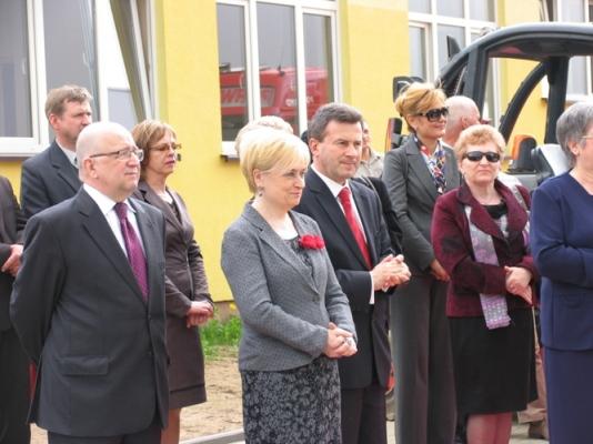 Zgromadzeni goście (fot. UM Poniatowa)