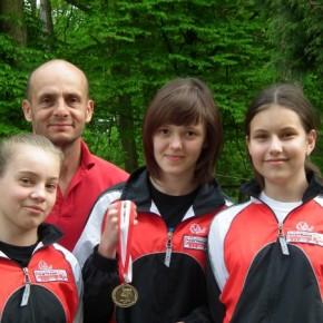 Wielki sukces zawodniczek Taekwondo z Poniatowej