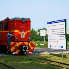 Nadwiślańska Kolejka Wąskotorowa (fot. nadwislanskakolejka.pl)