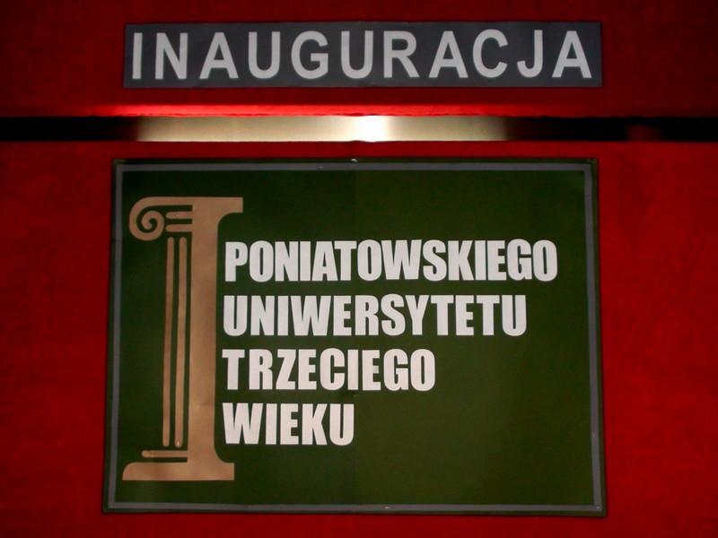 Poniatowski Uniwersytet Trzeciego Wieku