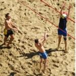 Turniej Siatkówki Plażowej w Poniatowej
