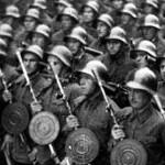 Armia Czerwona wkraczająca na teren Polski 17 września 1939 r.