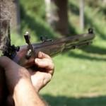 Zawody strzeleckie w Poniatowej