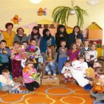 Zbiórka zabawek zorganizowana przez Klub Ośmiu w Poniatowej