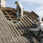 Usuwanie azbestu w Poniatowej