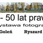 Wystawa fotografii z okazji 50 lat praw miejskich Poniatowej