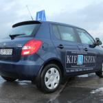 Ośrodek Szkolenia Kierowców Kieliszek w Poniatowej