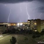 Burza nad Poniatową