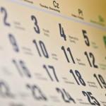 Listopadowe kalendarium Poniatowej