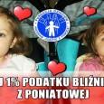 Magdalena i Nikola Pastwa urodziły się 10.09.2010 r w wieku 6 miesięcy zdiagnozowano u nich rzadką chorobę genetyczną stwardnienie guzowate i padaczkę lekooporną ( zespół Westa)…obecnie mają 2 latka i […]